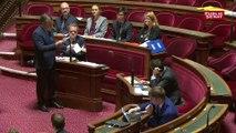 Le sénateur LR Albéric de Montgolfier défend l'annulation de la suppression de la taxe d'habitation