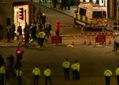 Alarma por incidente en la estación Oxford Circus de Londres