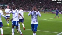 Jean-Eudes Aholou Goal HD - Saint Etienne 1 - 1 RC Strasbourg - 24.11.2017 (Full Replay)