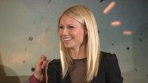 Gwyneth Paltrow y Brad Falchuk parecen estar comprometidos