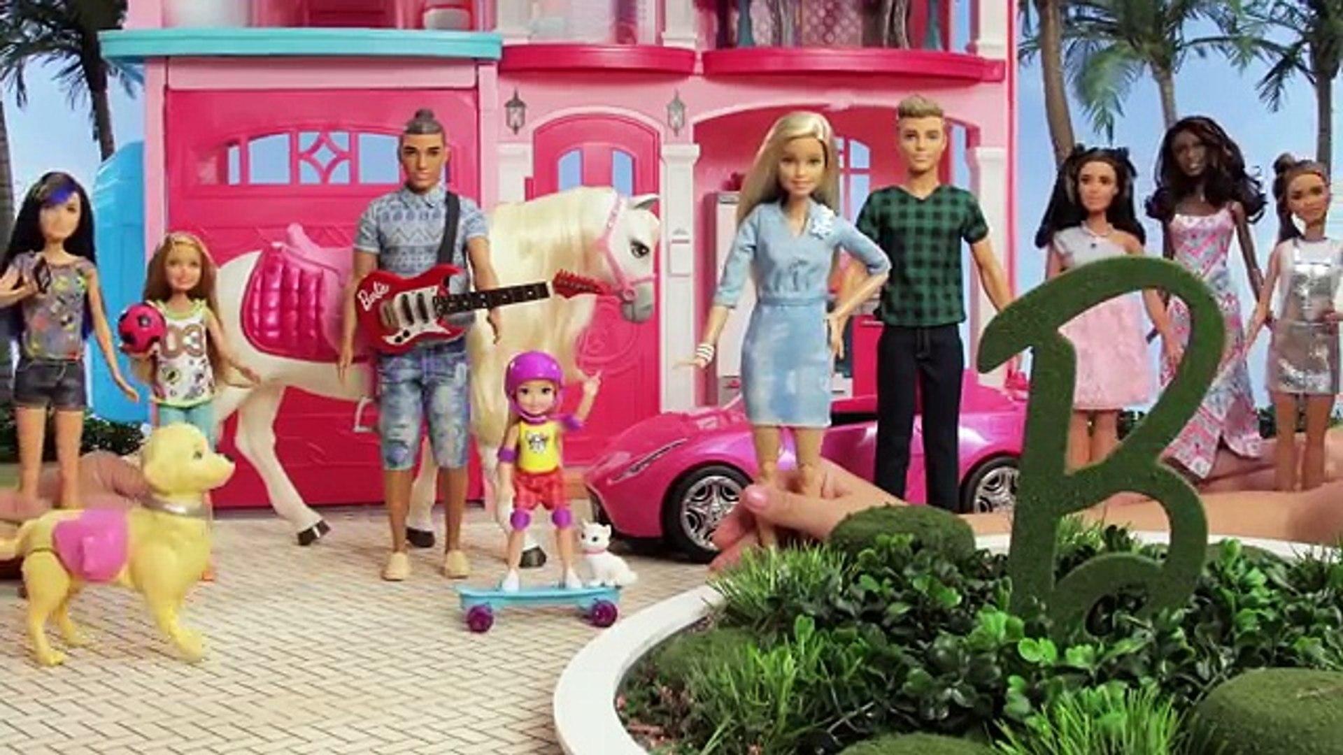 Pigernes fridag | Barbie LIVE! In The Dreamhouse | Barbie | Barbie