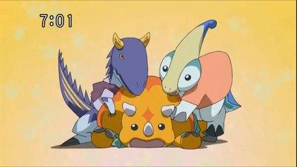 Dinoasur King OP2 Japanese (English sub)