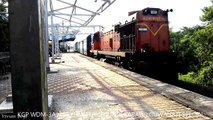ALCO Action SER | VSKP WDG-3A MILITARY SPL AND KGP WDM-3A SC-GHY SPL