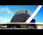 futuristic Architecture in Spain City of Arts and Sciences (CAC), Futuristic Science