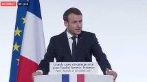 Emmanuel Macron demande une minute de silence pour les 123 femmes mortes suite à des violences domestiques