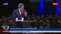 Mélenchon: « Il y aura une liste L'Europe insoumise aux élections européennes »
