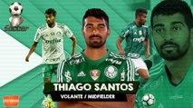 THIAGO SANTOS - Thiago dos Santos - Volante - www.golmaisgol.com.br - HSOCCER