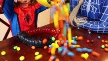 Frozen Elsa vs Spidergirl vs Venom & Blue Spiderman - Food Fight _ Real Life Superhero Movie_1 | Superheroes | Spiderman | Superman | Frozen Elsa | Joker