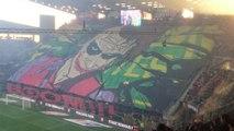 Rennes-Nantes : Le grandiose tifo des Ultras de Stade Rennais