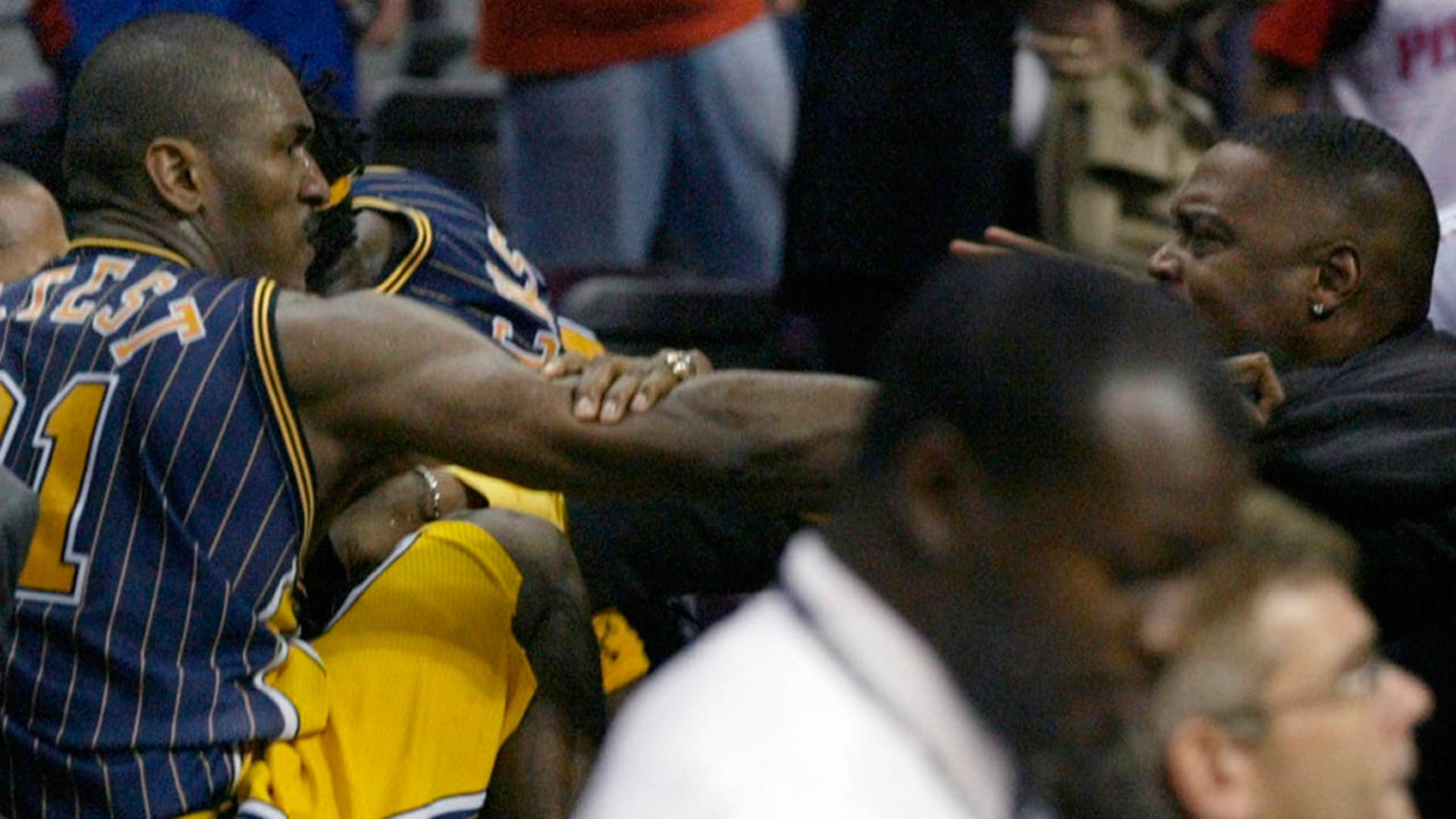 Top 5 Times Athletes Got into FIGHTS with Fans
