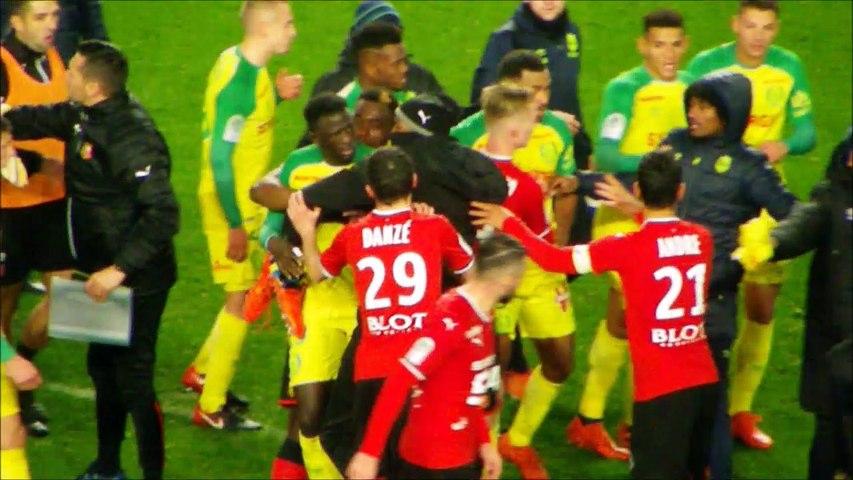 25/11/17 : SRFC-FCN : les Nantais disjonctent après la défaite