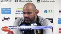 """Collazo : """"On a rectifié le tir après la défaite face à Castres"""""""