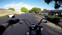 Dyna Trip to The Home Depot - 2017 Harley Davidson Dyna Street Bob FXDB-qXCoNHU4NTk
