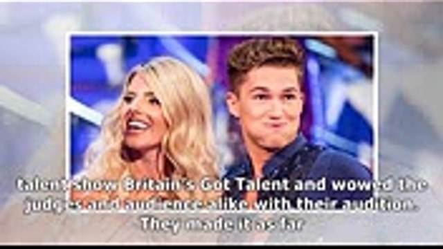 Who is aj pritchard strictly come dancing 2017 professional dancing with mollie king