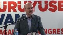 Trabzon Bakanlar Dernekpazarı İlçe Kongersine Katıldı