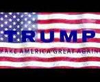 Donald Trump Anime OP