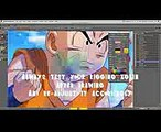 How to Create Anime  - DBZ Anime Studio Tutorial