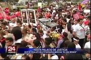 'Ni Una Menos': hoy se realizó multitudinaria marcha que congregó a miles