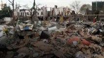Les images après l'explosion qui a fait plusieurs morts en Chine
