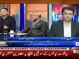 Asad Umer gives befitting reply to Ahsan Iqbal on statement Khatam-e-Nabuwat qanoon main tarmeen main tamam political parties shamil thi