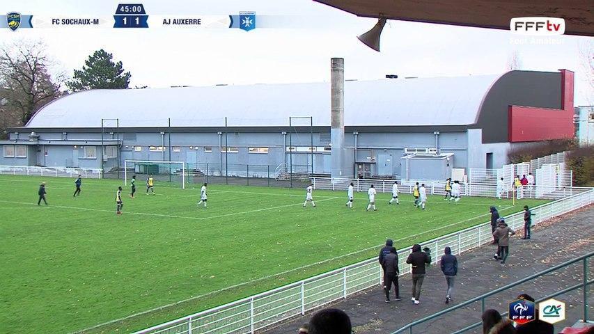 U19 NATIONAL - FC Sochaux-Montbéliard / AJ Auxerre - Dimanche 26/11/2017 à 14h15 (6)