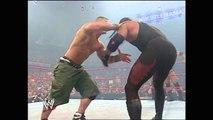 The Undertaker & Batista vs. John Cena & Shawn Michaels