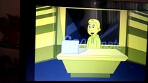 Yellow Horse Talks About Bear In The Big Blue House