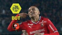But Wahbi KHAZRI (88ème) / Stade Rennais FC - FC Nantes - (2-1) - (SRFC-FCN) / 2017-18