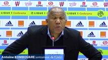 Om-Guingamp : La réaction de Kombouaré