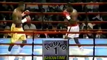 The G-MAN - Gerald McClellan | Hardest Punchers In Boxing | ONE PUNCH KNOCKOUT POWER