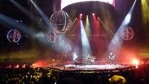 Muse - Supermassive Black Hole, Wells Fargo Center, Philadelphia, PA, USA  1/31/2016