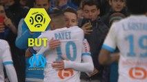 But Florian THAUVIN (31ème) / Olympique de Marseille - EA Guingamp - (1-0) - (OM-EAG) / 2017-18