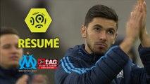 Olympique de Marseille - EA Guingamp (1-0)  - Résumé - (OM-EAG) / 2017-18