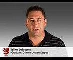 Ashworth College Graduate Discusses Value Of Online Criminal Justice Degree!