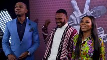 Emmanuel Precious sings 'Survivor' _ Blind Auditions _ The Voice Nigeria Season 2-tVAKv7UCHjA