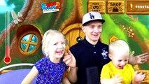 Снова он ДРАЗНИМ ЗВЕРЬКА Играем с Даней и Миланой в мультяшную Игру Do not disturb Детский летсплей-V7OKs6uQ2pQ