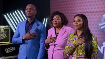 "Sandra Osamor sings ""Nigerian National Anthem"" _ Blind Auditions _ The Voice Nigeria Season 2-ShqdHHUb5Fc"