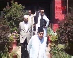 Pak Not Weak To Let India Take Pok Farooq Abdullah