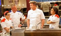 Hell S Kitchen S17e09 Catch Of The Day Video Dailymotion