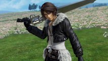 Dissidia Final Fantasy NT - Bande-annonce du stage Promised Place (FFVIII)