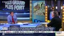 """Plus grand Plus fort: """"Il ne faut pas opposer les PME et les ETI aux grands groupes"""", Patrick Artus - 27/11"""