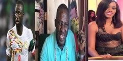 Infos people walf petit dej du lundi 7 novembre 2017 Assane Diouf, Queen Bizz et Cheikhou Kouyaté