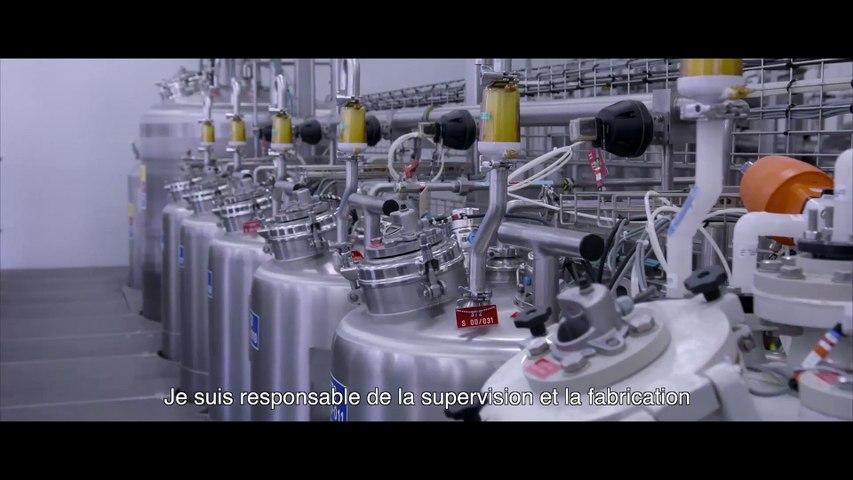 """Film métier """"Responsable développement chimique"""""""