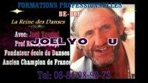 FORMATIONS PROFESSIONNELLES DANSE BE-BOP(part2) PAR: JOEL YOUNSI