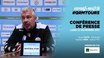 J17 - Avant-match / Quevilly-Rouen - Tours FC