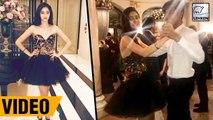 Chunky Pandey's Daughter Ananya Panday Sizzles In Short Dress At Le Bal Paris