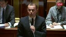 Au Sénat, Olivier Dussopt défend le budget qu'il avait rejeté à l'Assemblée