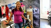VTT cross-country : Julie Bresset lance son team chez Scott à Annecy-le-Vieux