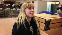 Loïs Petit, espoir du judo belge, fait sa rentrée militaire au Camp Bastin de Stockem (Arlon)
