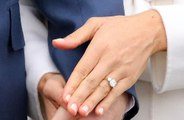 Prince Harry designed Meghan Markle's engagement ring